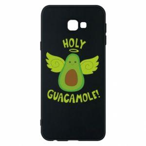 Etui na Samsung J4 Plus 2018 Holy guacamole inscription
