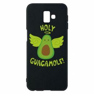 Etui na Samsung J6 Plus 2018 Holy guacamole inscription