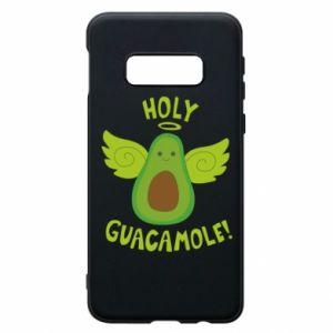 Etui na Samsung S10e Holy guacamole inscription