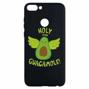 Etui na Huawei P Smart Holy guacamole inscription