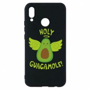 Etui na Huawei P20 Lite Holy guacamole inscription