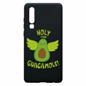 Etui na Huawei P30 Holy guacamole inscription