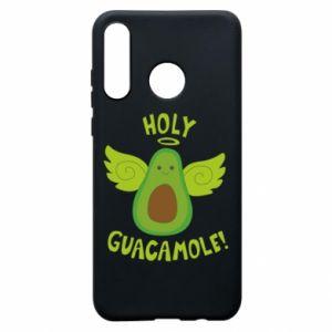 Etui na Huawei P30 Lite Holy guacamole inscription