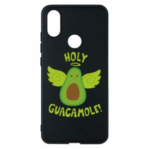 Etui na Xiaomi Mi A2 Holy guacamole inscription
