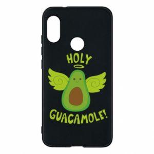 Etui na Mi A2 Lite Holy guacamole inscription