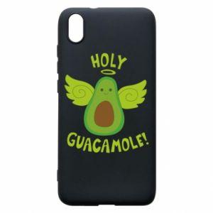 Etui na Xiaomi Redmi 7A Holy guacamole inscription