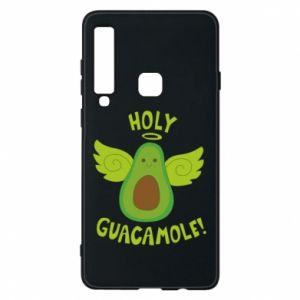 Etui na Samsung A9 2018 Holy guacamole inscription