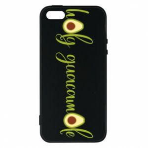 Etui na iPhone 5/5S/SE Holy guacamole