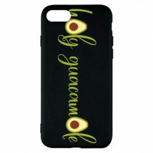 Etui na iPhone 8 Holy guacamole
