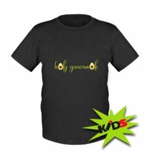 Dziecięcy T-shirt Holy guacamole