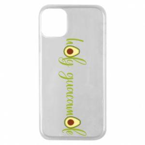 Etui na iPhone 11 Pro Holy guacamole