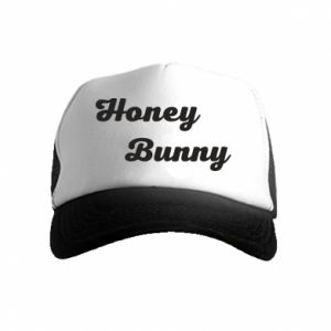 Czapka trucker dziecięca Honey bunny