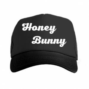 Czapka trucker Honey bunny