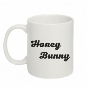 Kubek 330ml Honey bunny
