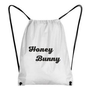 Plecak-worek Honey bunny