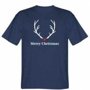 T-shirt Horn, Merry Christmas