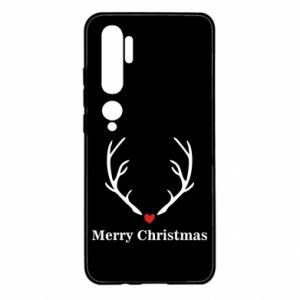 Etui na Xiaomi Mi Note 10 Horn, Merry Christmas