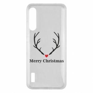 Etui na Xiaomi Mi A3 Horn, Merry Christmas