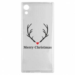 Etui na Sony Xperia XA1 Horn, Merry Christmas