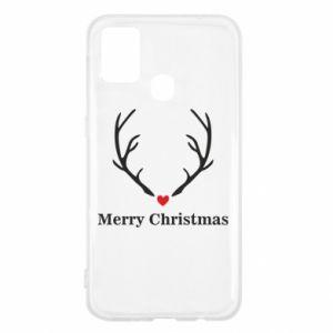 Etui na Samsung M31 Horn, Merry Christmas