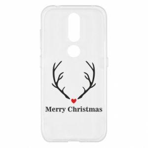 Etui na Nokia 4.2 Horn, Merry Christmas