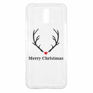 Etui na Nokia 2.3 Horn, Merry Christmas