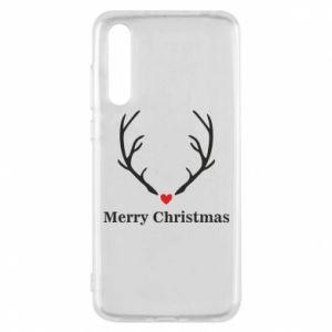 Etui na Huawei P20 Pro Horn, Merry Christmas
