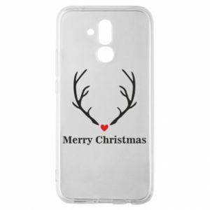 Etui na Huawei Mate 20 Lite Horn, Merry Christmas