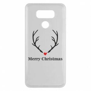 Etui na LG G6 Horn, Merry Christmas