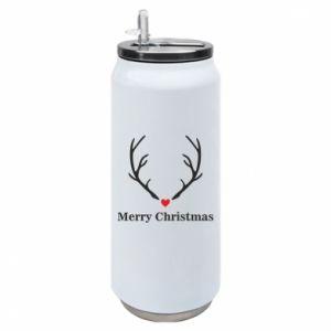 Puszka termiczna Horn, Merry Christmas