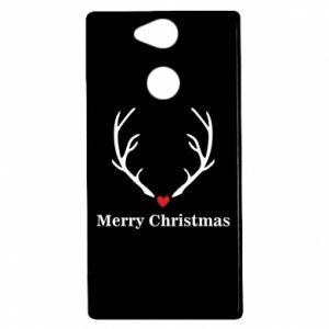 Etui na Sony Xperia XA2 Horn, Merry Christmas