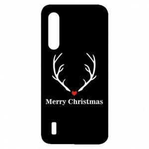 Etui na Xiaomi Mi9 Lite Horn, Merry Christmas