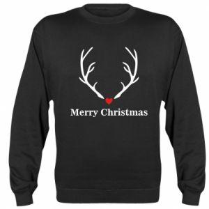 Bluza Horn, Merry Christmas