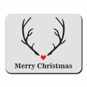 Podkładka pod mysz Horn, Merry Christmas