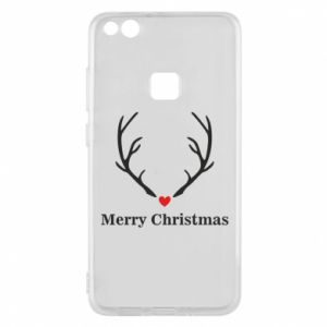 Phone case for Huawei P10 Lite Horn, Merry Christmas