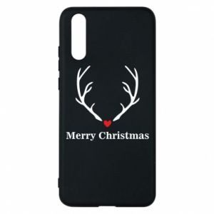 Phone case for Huawei P20 Horn, Merry Christmas