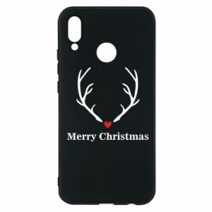 Phone case for Huawei P20 Lite Horn, Merry Christmas