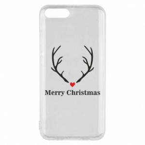 Phone case for Xiaomi Mi6 Horn, Merry Christmas
