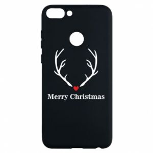 Phone case for Huawei P Smart Horn, Merry Christmas