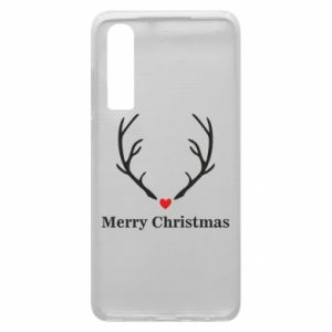 Phone case for Huawei P30 Horn, Merry Christmas