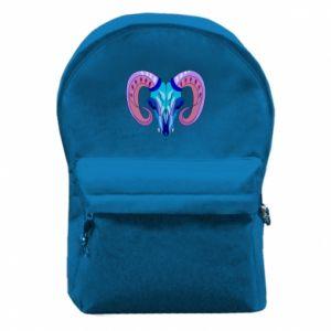 Plecak z przednią kieszenią Horns - PrintSalon