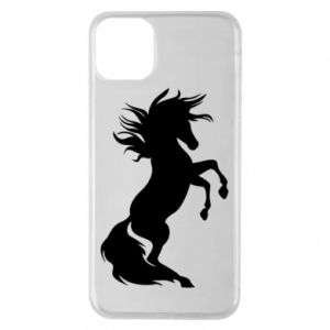 Etui na iPhone 11 Pro Max Horse on hind legs