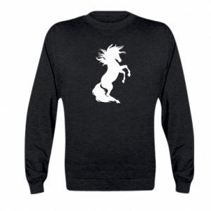 Bluza dziecięca Horse on hind legs