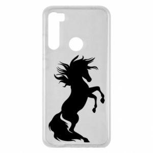 Etui na Xiaomi Redmi Note 8 Horse on hind legs