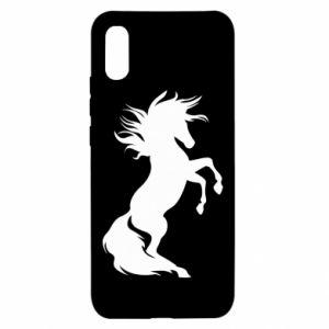 Etui na Xiaomi Redmi 9a Horse on hind legs