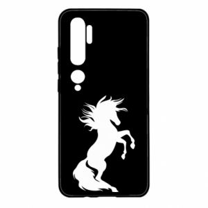 Etui na Xiaomi Mi Note 10 Horse on hind legs