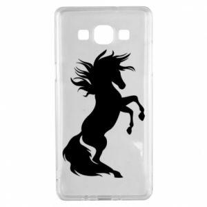 Etui na Samsung A5 2015 Horse on hind legs