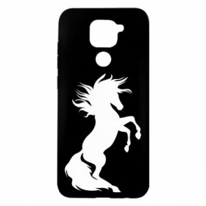 Etui na Xiaomi Redmi Note 9/Redmi 10X Horse on hind legs