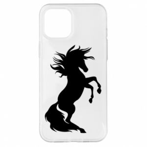 Etui na iPhone 12 Pro Max Horse on hind legs