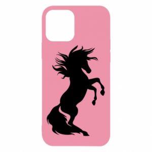 Etui na iPhone 12/12 Pro Horse on hind legs